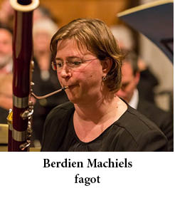 Berdien Machiels  fagot