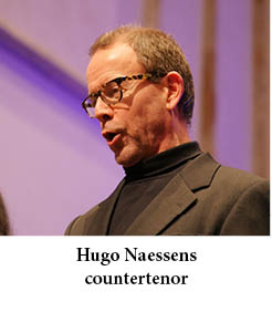 Hugo Naessens countertenor
