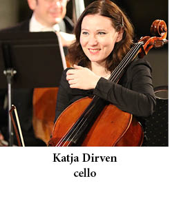 Katja Dirven cello