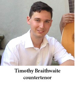Timothy Braithwaite countertenor