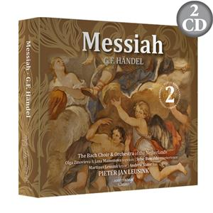 Messiah - G.F. Händel (2CD) The Bach Choir & Orchestra