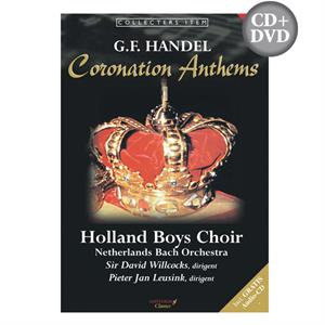 DVD Coronation Anthems