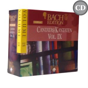 5 CD - Bach Edition Volume IX