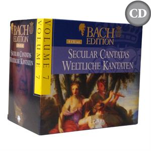 8 CD - Bach Edition Volume 7
