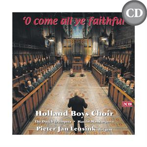 O come all  ye faithfull (CD) Holland Boys Choir