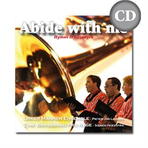 Abide with me Urker Mannen Ensemble (CD)