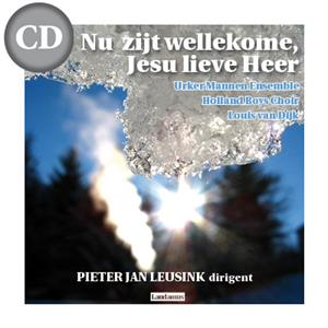 Nu zijt wellekome (CD) Urker Mannen Ensemble